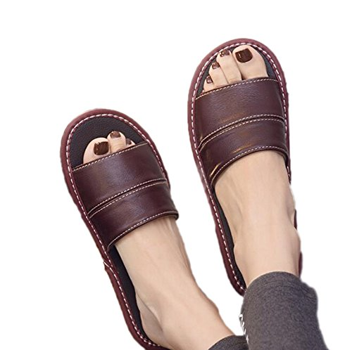 Femme Wine Women TELLW Chaussons Red pour xqwCSvP