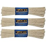 Zen 3 Bundles Pipe Cleaners, Soft, 132 Count