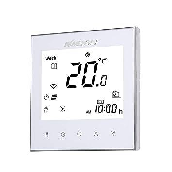 Termostato Inteligente para Caldera de Gas,Wifi Regulador de ...