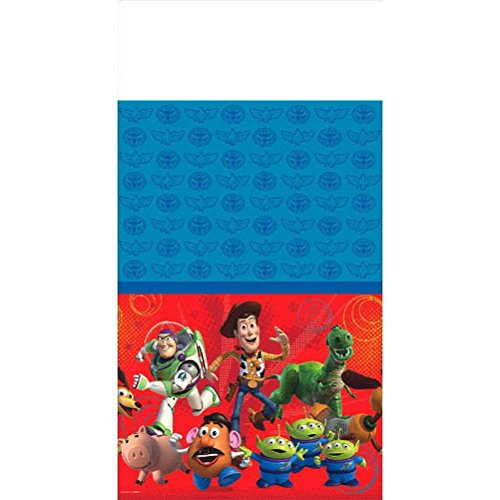 Toy Story Power Up Plastic Tablecover 54
