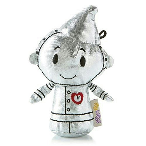 Hallmark itty bittys TIN MAN Stuffed Animal Itty Bittys Back to School