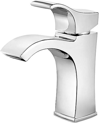 Pfister Price LF-042-VNCC Venturi 4 Single-Handle Bathroom Faucet, Chrome