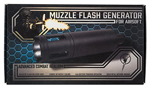 Blasterparts Muzzle Flash Generator for Airsoft by Blasterparts