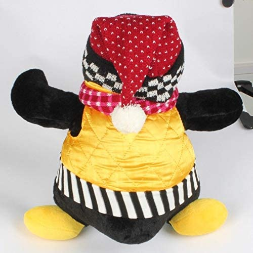 47//27CM TV Series Joey/'s Friends HUGSY Plush PENGUIN Rachel nice Stuffed Doll