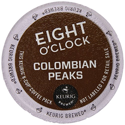 Eight O Clock Coffee, Colombian Peaks, 192 Count by Eight O'Clock