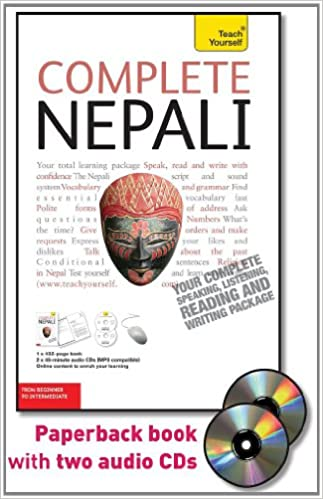 Complete Nepali with Two Audio CDs: A Teach Yourself Guide