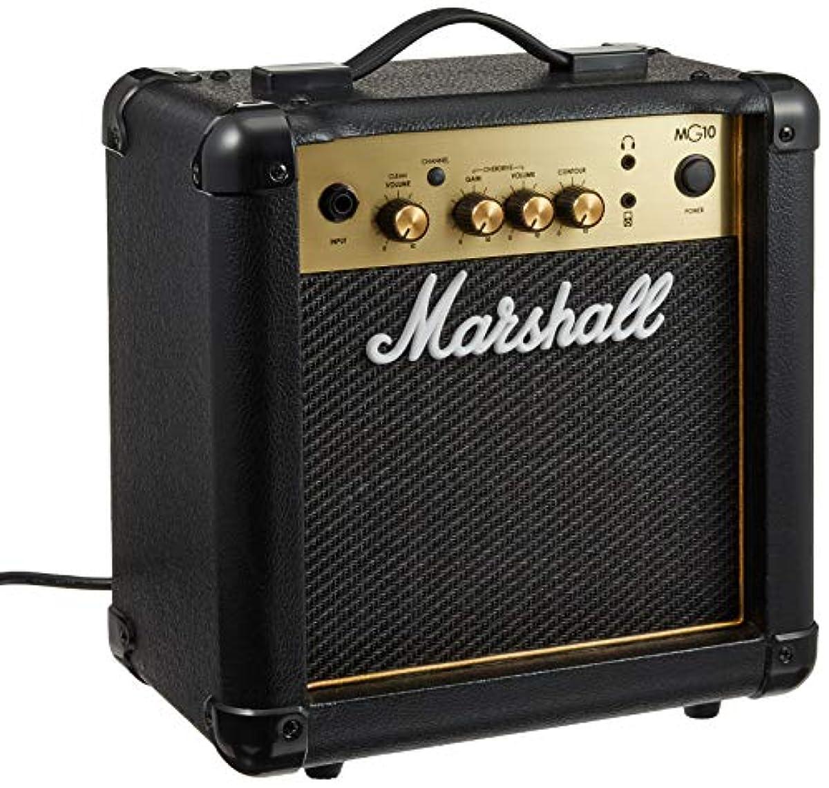 [해외] MARSHALL 마샬 기타 앰프 콤보 MG10 GOLD