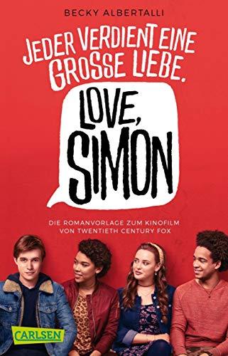 Amazon.com: Nur drei Worte (Nur drei Worte – Love, Simon ...
