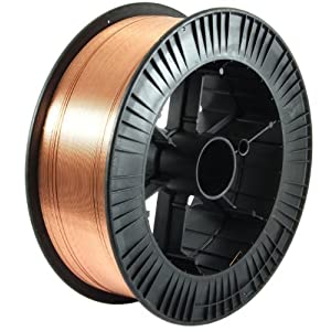 Weldcote ER70S-6 .035 X 44# Spool Mild Steel Wire 44 lbs