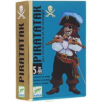 DJECO Piratatak Multicolor