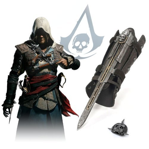 Assassin's Creed Iv Black Flag Hidden Blade Gauntlet]()