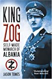 Front cover for the book King Zog by Jason Tomes