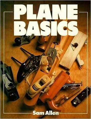 Plane Basics (Basics Series) by Sam Allen (1993-09-01)