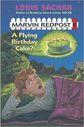 A Flying Birthday Cake? (A Stepping Stone Book(TM))
