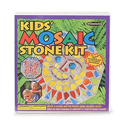 Midwest Products Kids' Mosaic Kit kids' mosaic kit: Toys & Games