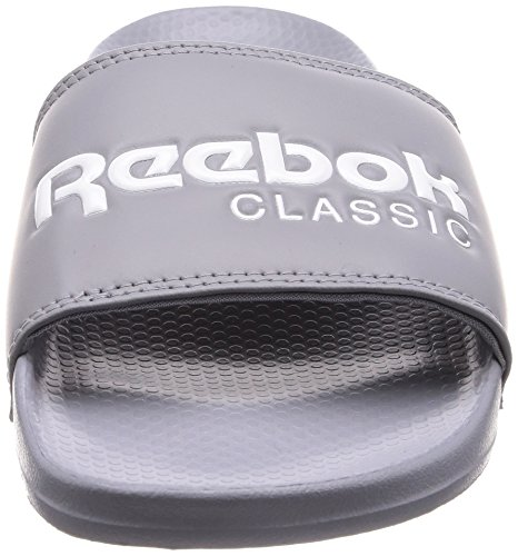 cool white Piscine De 000 Adulte Mixte Slide Plage Shadow Classic Reebok Gris Chaussures amp; S6xvn7