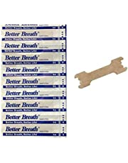 UniM 70/100/150/300-Count Better Breath Nasal Strips Large (66mm*19mm) Anti-Snoring Strips (100)