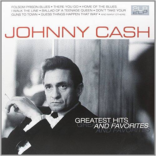 Johnny Cash - Greatest Hits & Favorites - Zortam Music