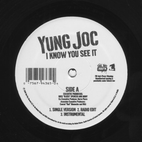 I Know You See It [Explicit]