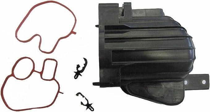 AGR enfriador devolución de escape Kit de reparación orig. Opel Astra J, Insignia y Zafira C 2.0 Diesel 851123: Amazon.es: Coche y moto