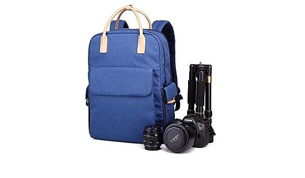 YX Camera bag Mochila Cámara Réflex Professional para DSLR/SLR sin ...