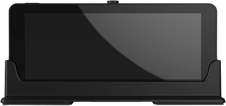 WOVELOT Escritorio de Control Central 1080P HD 6.86 Pulgadas 4G WiFi Android Navigator ADAS Radio FM Control de Voz Imagen de InversióN Antes y DespuéS de Conducir Grabadora: Amazon.es: Coche y moto