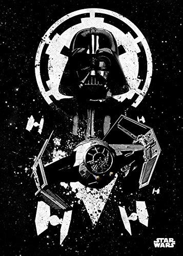 Star Wars Metal Poster Tie Advanced 32 x 45 cm Posters Walls