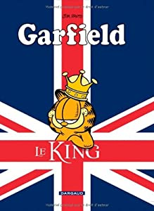 "Afficher ""Garfield n° 43<br /> Le king"""