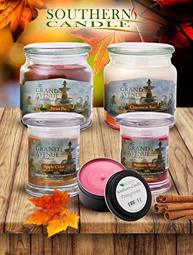 Fall Designer Line Gift Set Scented Candles (Designer Line Natural)