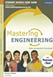 MasteringEngineering with E-Book Student Access Code Card for Engineering Mechanics : Statics (standalone) for Engineering Mechanics: Combined Statics and Dynamics, Hibbeler, Russell C., 0136116590