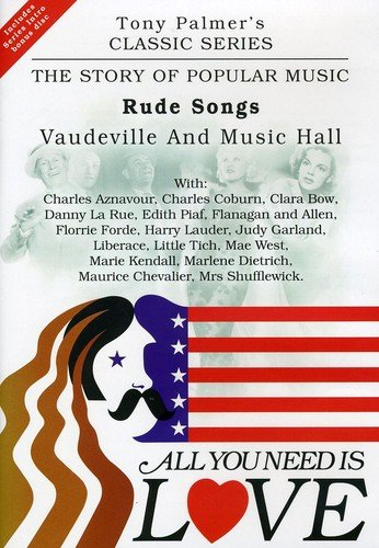 DVD : Charles Coburn - All You Need Is Love 5: Rude Songs /  Various (DVD)