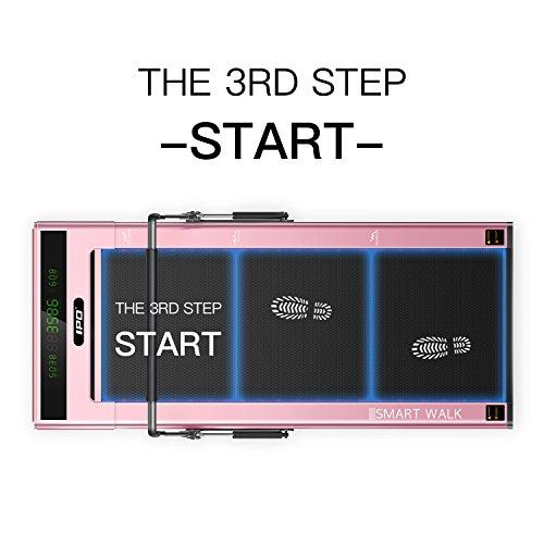 Ipo Treadmill Smart Walk Slim Tread Folding Treadmill