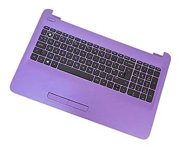 HP 813977-071 Carcasa inferior con teclado refacción para ...