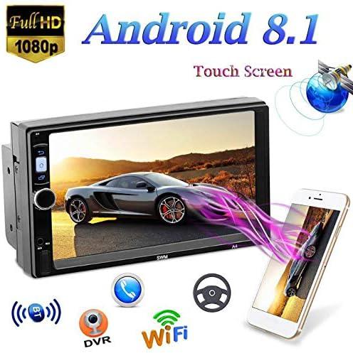 2 DIN Android 8.1 Car MP5 Player con Pantalla táctil de 7 Pulgadas ...