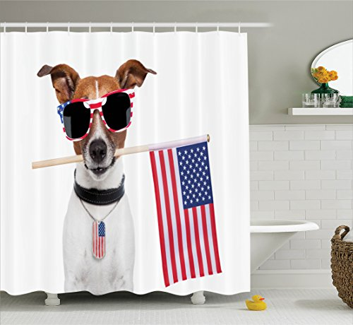 Liberty Shower Curtain - 8