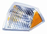 Depo 333-1528L-US Jeep Compass Driver Side Replacement Parking Signal Light Unit without Bulb