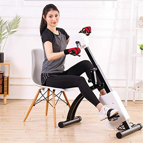 Intelligent Electric Rehabilitation Machine Foldable Bike Pedal Exerciser and Physical Therapy Promotes Blood Circulation