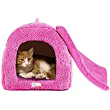 Amazon.com : Best Friends by Sheri Pet Igloo Hut, Sherpa