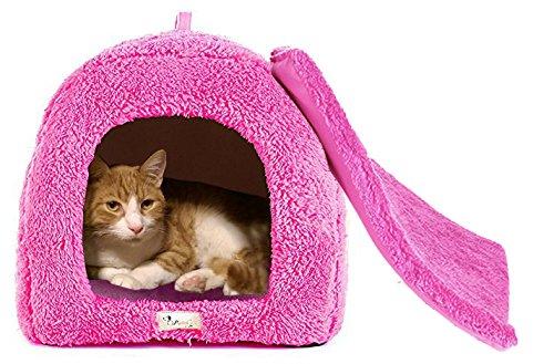 BINGPET House Crate Animal Kennel