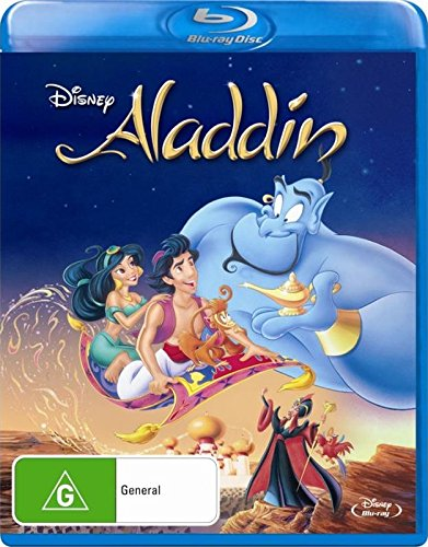 VHS : Aladdin [All Region Import-Australia]