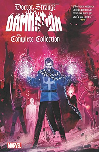 Doctor Strange  Damnation The Complete Collection