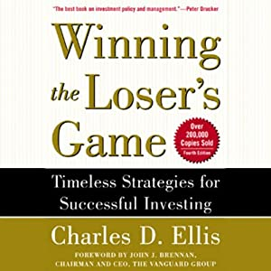 Winning the Loser's Game Hörbuch