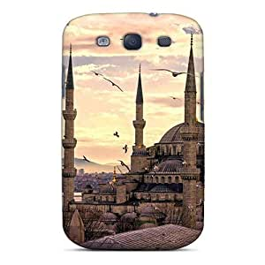 Faddish Phone Sultan Ahmed Mosque Istanbul Turkey European Case For Galaxy S3 / Perfect Case Cover