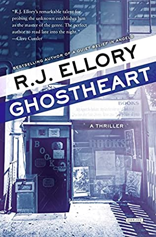 book cover of Ghostheart