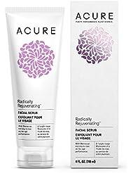 Acure Organics Pore Minimizing Facial Scrub -- 4 fl oz - 2pc