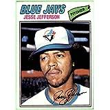 1977 Topps #326 Jesse Jefferson TORONTO BLUE JAYS Nrmt