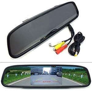 CAR PARKING SENSOR,CAMERA,INDICATOR AND LCD MONITOR WITH 27 LED SIGNAL