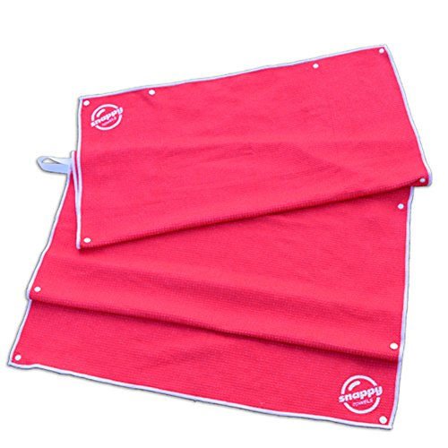 Snappy Wrap (Kids Beach Towel - Textured Microfiber Towel - Multi-purpose Travel Towel, Coverup, Beach Bag, Wrap, Play Mat. Comfortable & Compact, Wearable, Textured Microfiber by Snappy Towels)