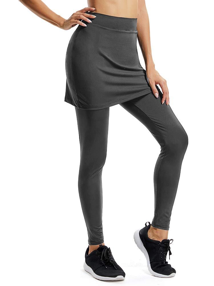 Jessie Kidden Skapri - Falda con mallas para mujer, estilo casual ...