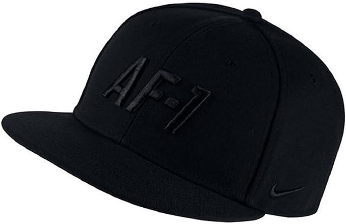 Nike U NSW True AF-1 Gorro, Unisex Adulto, Negro, MISC: Amazon.es ...